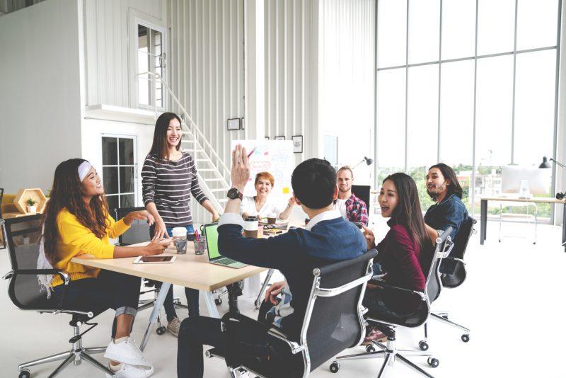 おもしろいイベントは社内を活性化させる