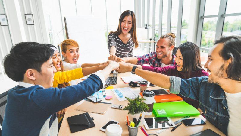 社内の活性化で生産性を上げる!社内で試したい面白いイベントとは?